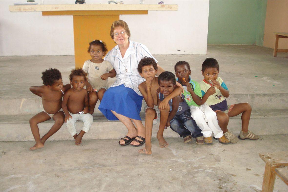 Suor Clara Bachiega di Salto Grande (Brasile) - Missionaria in Ecuador